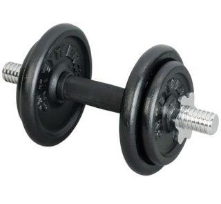 Kettler Cast Iron 68kg Bars & Weights Pack inshapedirect