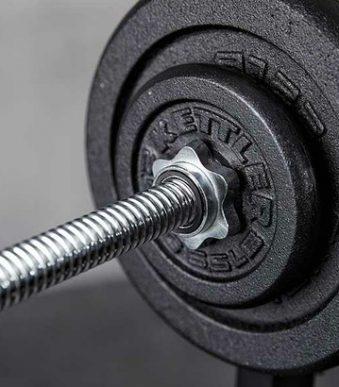 Kettler Cast Iron Weights inshapedirect 2