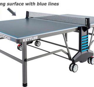 Kettler Table Tennis Outdoor 10